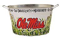 Ole Miss Tin Bucket, $30.00