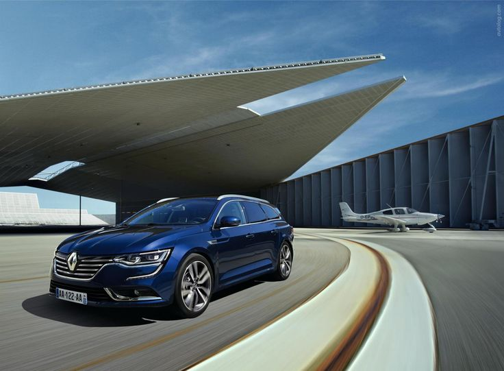 2016 Renault Talisman Estate – новый французкий универсал #Renault #Renault_Talisman #2015MY #mid_size_car #Франкфурт_2015 #french_auto_brands #Serial #Renault_Talisman_Estate