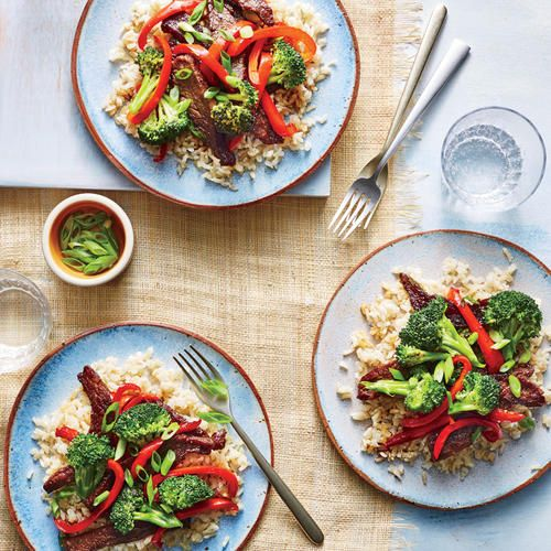 This speedy stir-fry, ready in just 20 minutes, achieves everything we love about Chinese takeout with just a few wholesome ingredients; ...