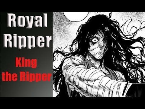 One Punch Man : Roy Ripper - King The Ripper | One Punch Man Discussion - YouTube
