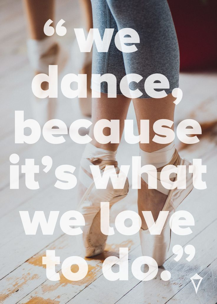 Do What You Love Dance Quote Blog