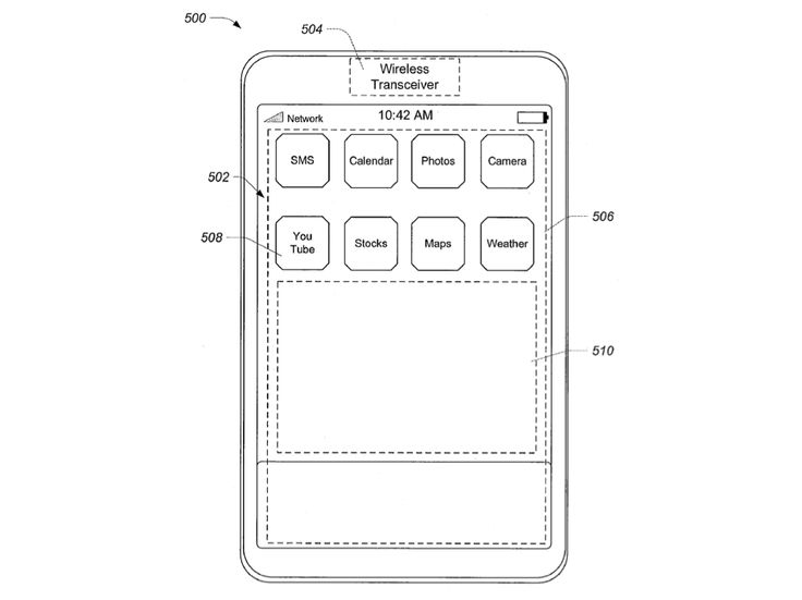 Apple patents multi-touchscreen mouse | Apple has patented a wireless mouse design with the U.S. Patent and Trademark Office that features a built-in touchscreen display. Buying advice from the leading technology site