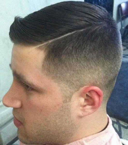 Fresh Side Part Barbershops Pinterest Hair Cuts Short Hair
