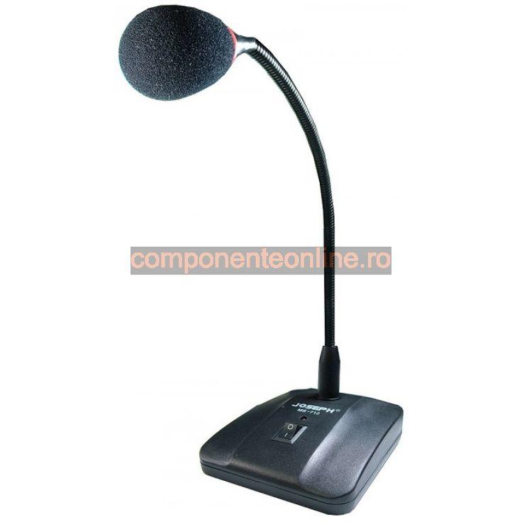Microfon pentru conferinte, cu suport - 113780