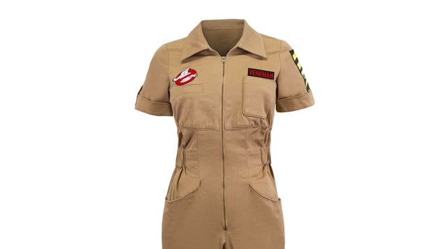 We're hitting the half-way point for October soon, which means it's time to start thinking about your Halloween costume (or rather, panicking that you've not started thinking about your costume yet!) - but never fear, ladies: your Female Ghostbusters outfit just got a lot easier to pull off with these new rompers.