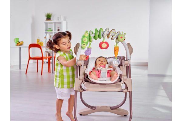 Cadeira de Papa Polly Magic | Papa | Site oficial chicco.pt