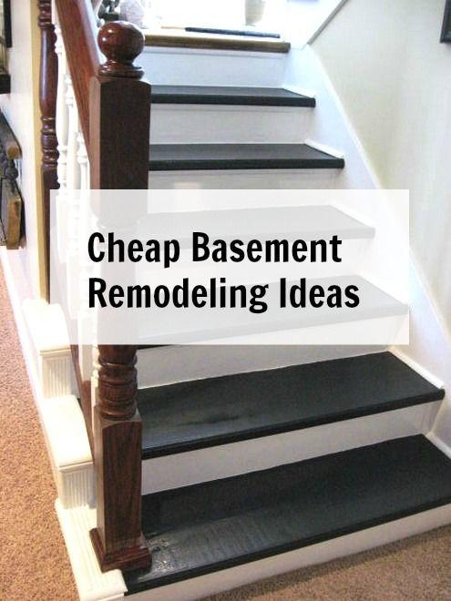 The 25 best Cheap basement remodel ideas on Pinterest Basement