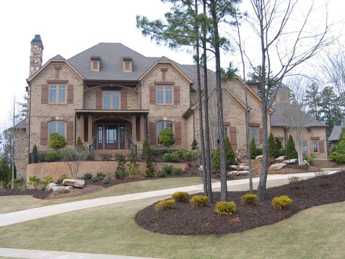 89 best images about f u t u r e h o m e on pinterest for Luxury house plans atlanta ga
