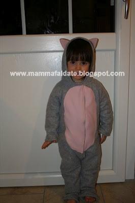 Tutorial vestito da gattino