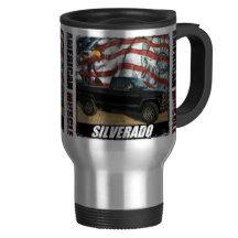 1988 K1500 Silverado Fleetside Travel Mug