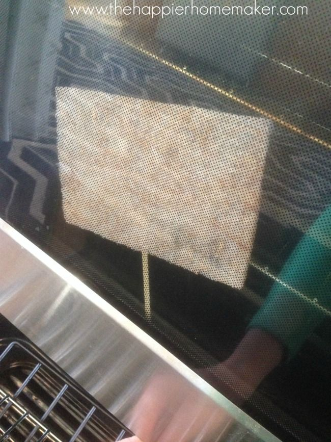 how to clean microwave oven from inside