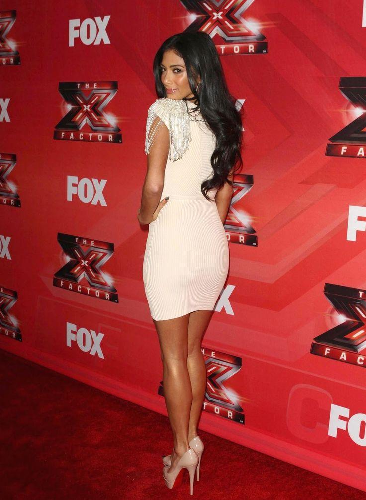 Nicole Scherzinger Bra Size and Body Measurements