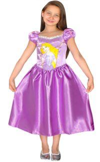 Rapunzel Kostümü 4-6 Yaş