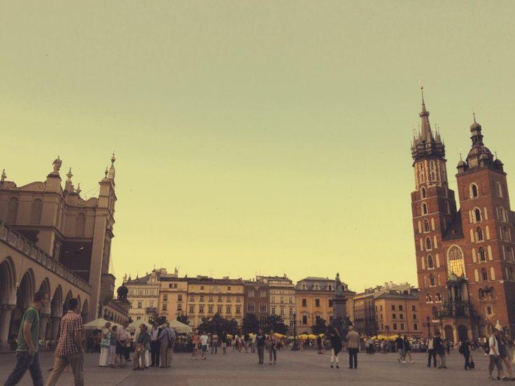 Kraków;)