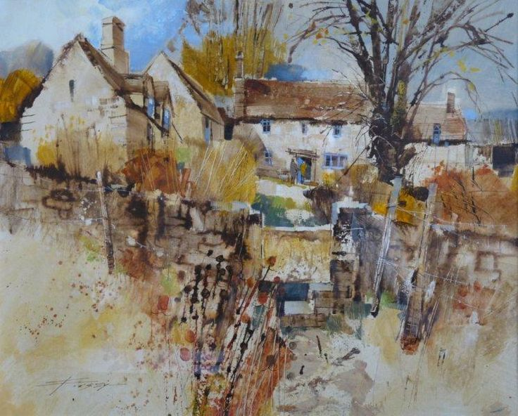 Chris Forsey: Winter walk