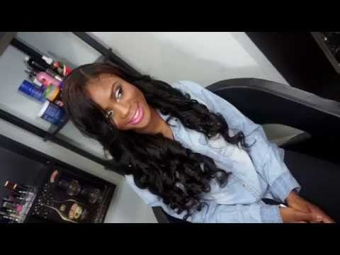 Full Sew In Weaves