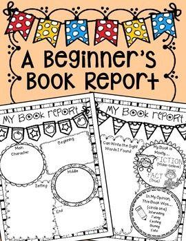 A Beginner's Book Report