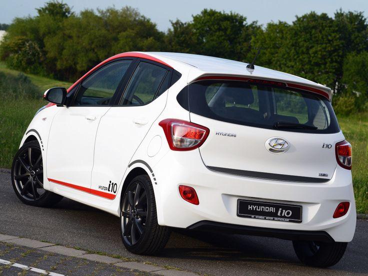 "Hyundai i10 ""Sport"". Hyundai, Nissan march, Sports"