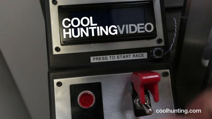 Cool Hunting Video: Hot Wheels Design Studio