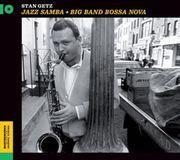 Jazz Samba/Big Band Bossa Nova [CD], 26107615