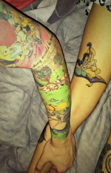 17 best images about tattoo inspiration on pinterest for Aladin tattoo salon