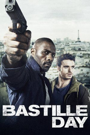 bastille day movie full cast