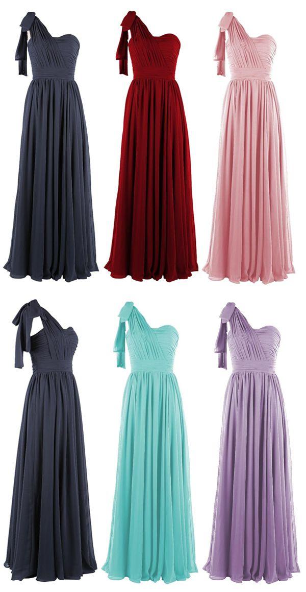 Zeer mooie combinaties van prachtige jurken! I love it❤️