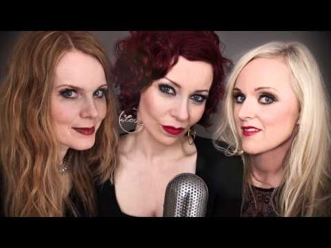 The Sirens - Sisters of the Earth (3 of my fav vocalists! <3 )