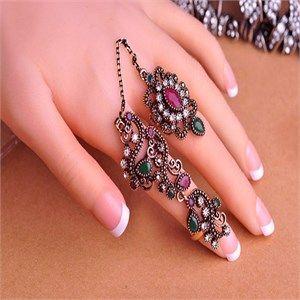 Bayan yüzükleri, Yüzük modelleri Bayan, eklem yüzüğü, eklem yüzükleri siyah,