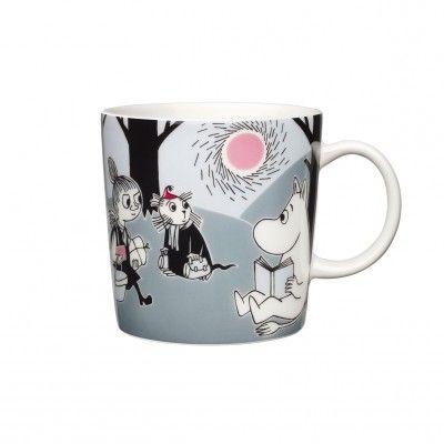 Moomin Adventure Move mug | Moomin Collection | Kitchen & Tableware | Shop | Skandium