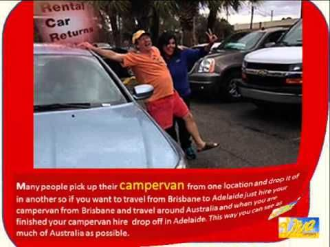 Viva Campers on your next Campervan Hire - YouTube