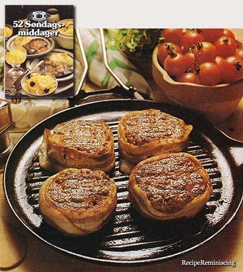 Bacon Steaks / Baconbiffer