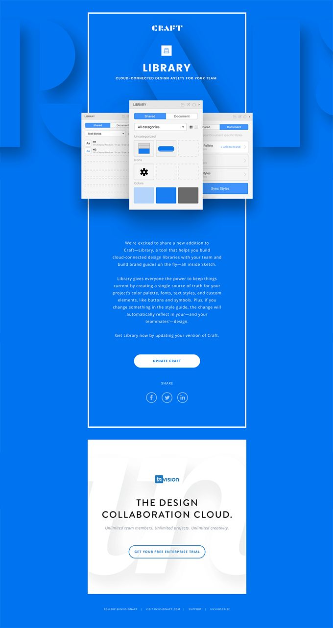 Really Good Emails Email Marketing Design Inspiration Best Email Email Design Inspiration