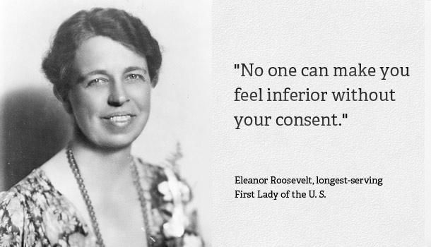 Famous Quotations By Eleanor: 1000+ Images About Women On Leadership On Pinterest