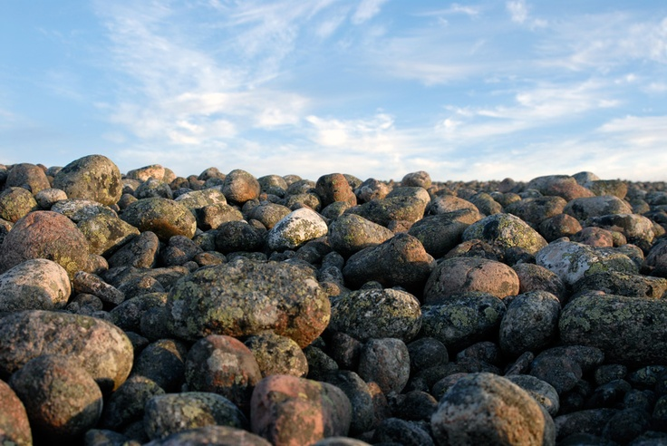 Jurmo stones.