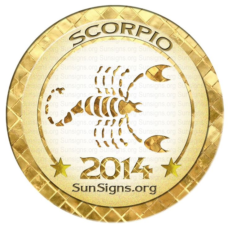 #Scorpio Horoscope 2014