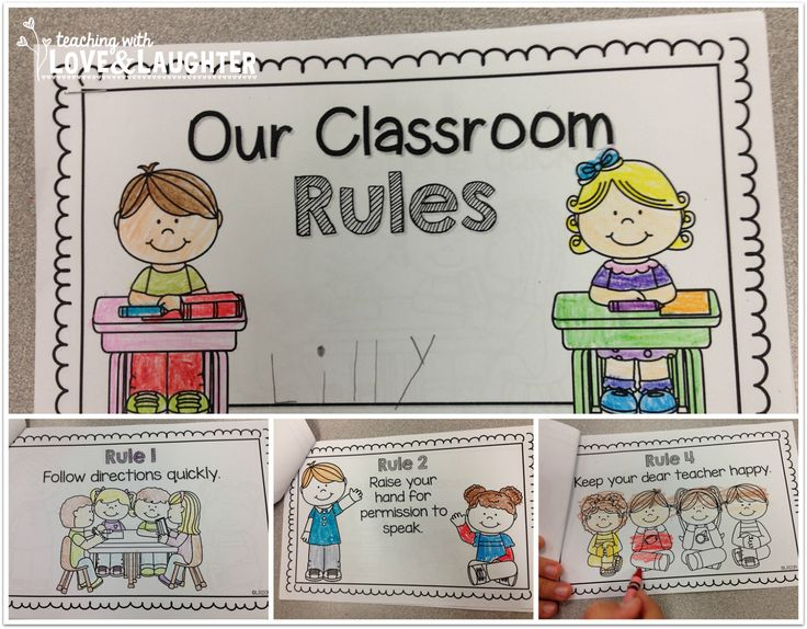 Teaching With Love and Laughter: First Week of School