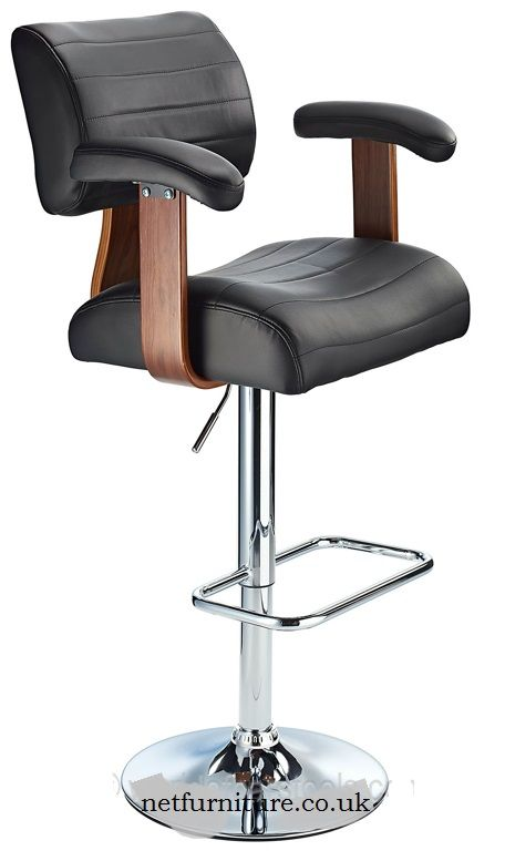 Thames Adjustable Bar Stool with padded seats and swivel 360 degrees  sc 1 st  Pinterest & 177 best kitchen breakfast bar stools images on Pinterest ... islam-shia.org