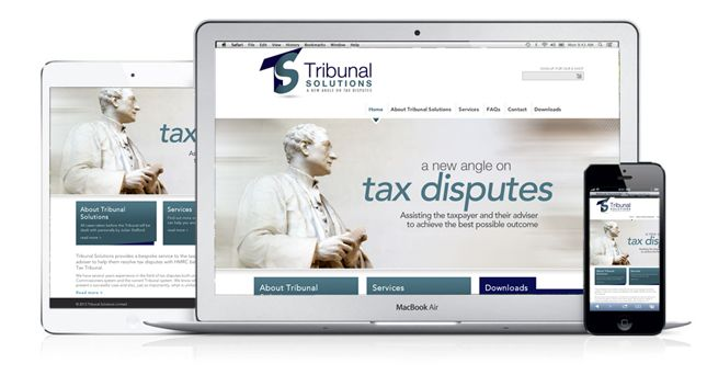 Tribunal Solutions, the tax disputes specialist, has today announced the launch of their new website and brand