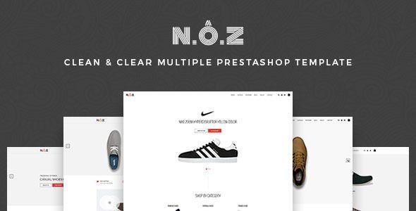 Leo Shoes World Responsive Prestashop Theme