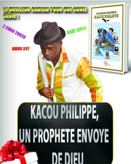Kacou 2v9 Le mot hébreu pour prophète est nabi et ce mot...
