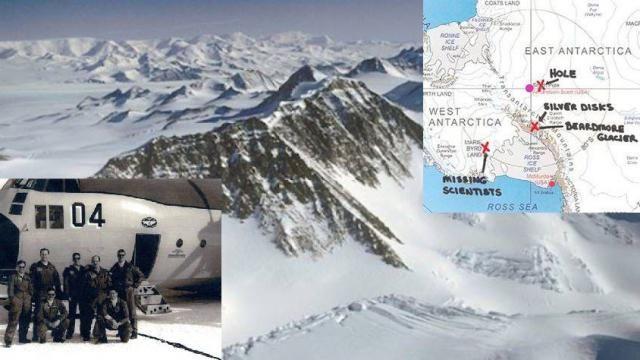 Engenheiro da Marinha americana conta segredo: ''Eu vi ruínas antigas, extraterrestres e bases ultra-secretas na Antártica!'' ~ Sempre Questione