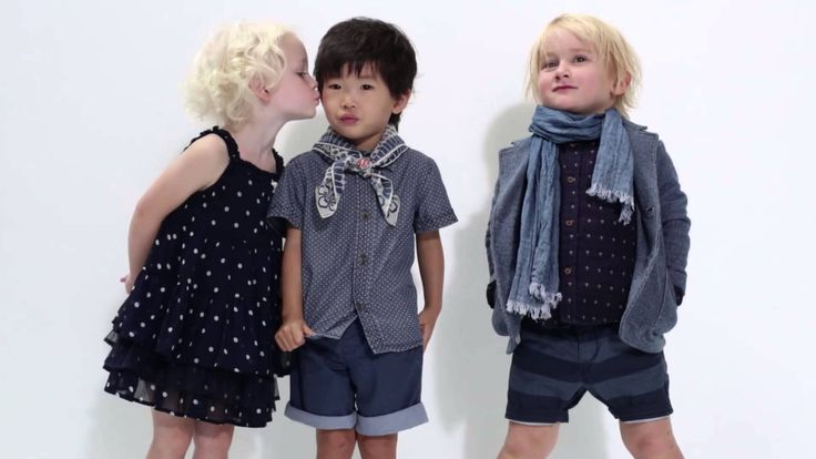 United Colors of Benetton Spring Summer 2015 Toddler Campaign