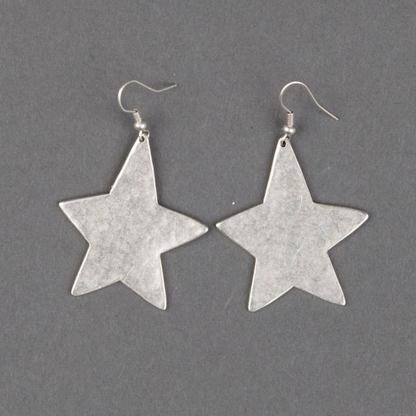 Anise large star earrings! So much love for these  www.pashajewellery.co.uk