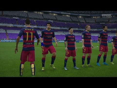 http://www.fifa-planet.com/fifa-16-gameplay/ps4xbox-one-fifa-16-real-madrid-vs-fc-barcelona-next-gen-full-gameplay-1080p-hd-2/ - (PS4/Xbox One) FIFA 16 | Real Madrid vs FC Barcelona - Next-Gen Full Gameplay (1080p HD)  Full HD FIFA 16 Gameplay of Real Madrid vs FC Barcelona. Xbox One | PS4 | 1080p recorded with ElGato Game Capture. Check out my channel for more early FIFA 16 content! November 22nd 2015 Highlights All Goals 11-22-2015  22-11-2015 2015 2016  Cheap FIFA Coins: