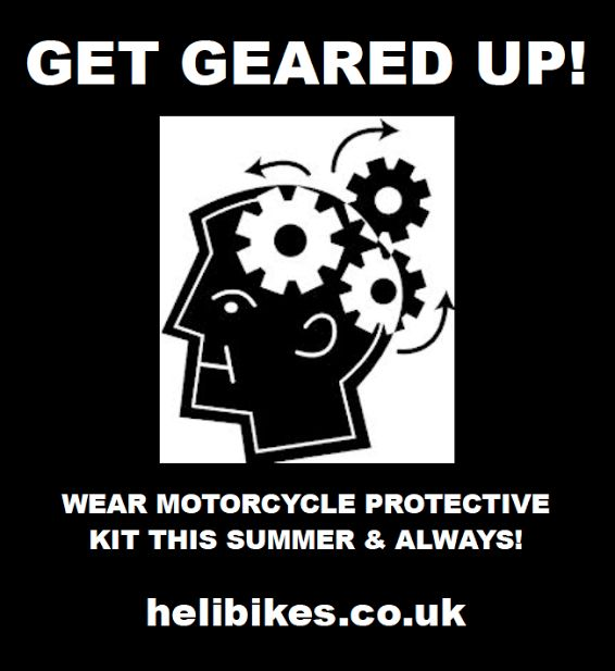 Motorcycle protective clothing Helibikes