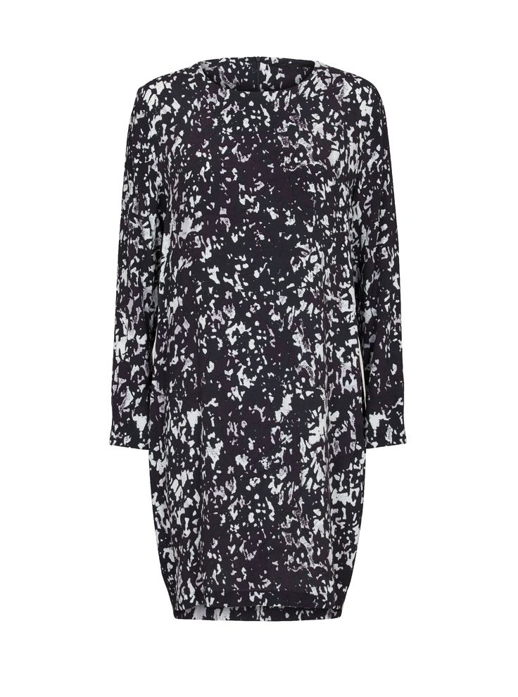 JUST FEMALE AW 2014 // REST DRESS AOP