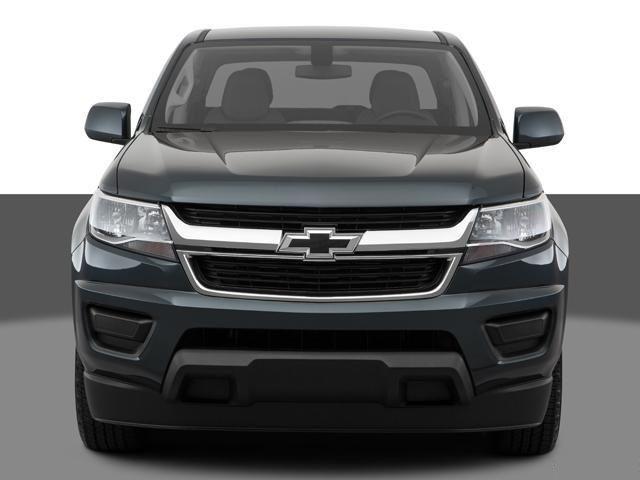2018 Chevrolet Colorado Crew Cab Short Box 2 Wheel Drive Wt For