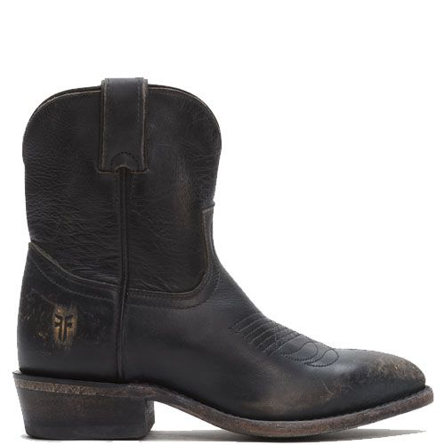 Frye Billy Short Black Stone Wash for woman International shipping  free  shipping in