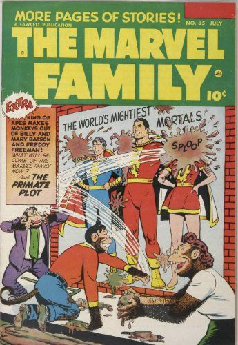 The Marvel Family #85